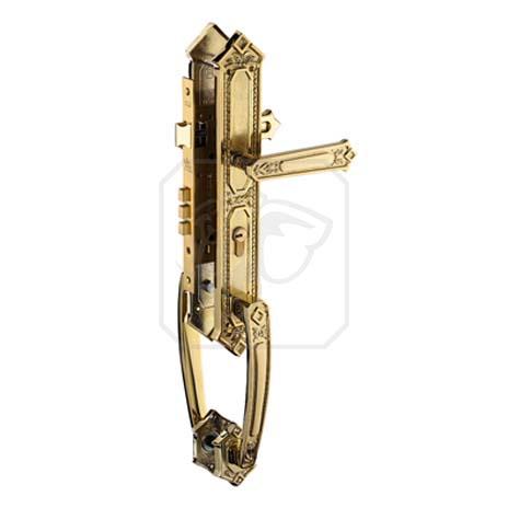 Khóa tay nắm HC 85 KING Đại Sảnh PVD Gold