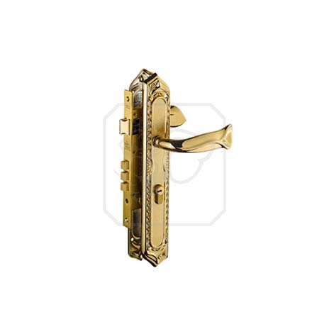 Khóa tay nắm HC 85 QUEEN PVD Gold