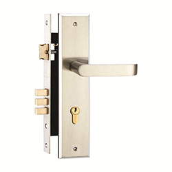 Lock handles SS