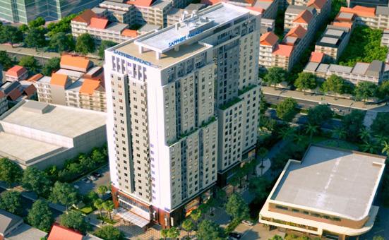 Dự án: Trung tâm Thương  mại, Văn phòng, Nhà ở để Bán và Cho thuê 85 Lê Trực