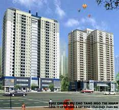 Dự án: Ct2- khu trung tâm hành chính mới quận Hà Đông