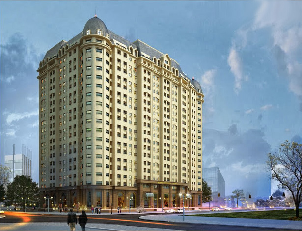 Dự án:  Khu nhà cho CBCS CA quận Từ Liêm, CBCC làm việc tại các CQ thành phố Hà Nội.
