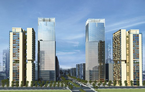 Dự án: Chung cư cao cấp Green Life Tower