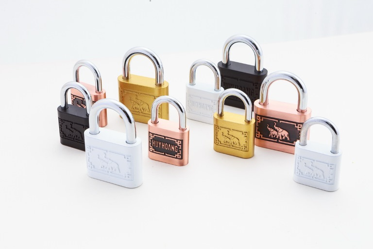 Sử dụng và bảo quản khóa để đảm bảo độ bền đẹp & chất lượng cao