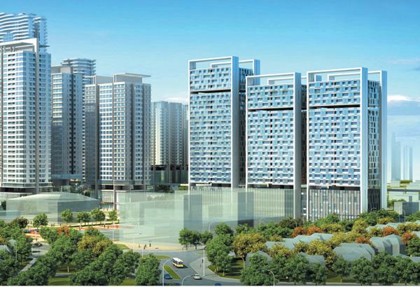 Dự án:  Khu ngoại giao đoàn tại Hà Nội