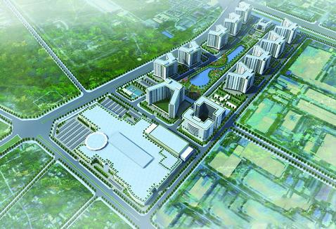 Dự án:  Khu công viên CNTT Hà Nội