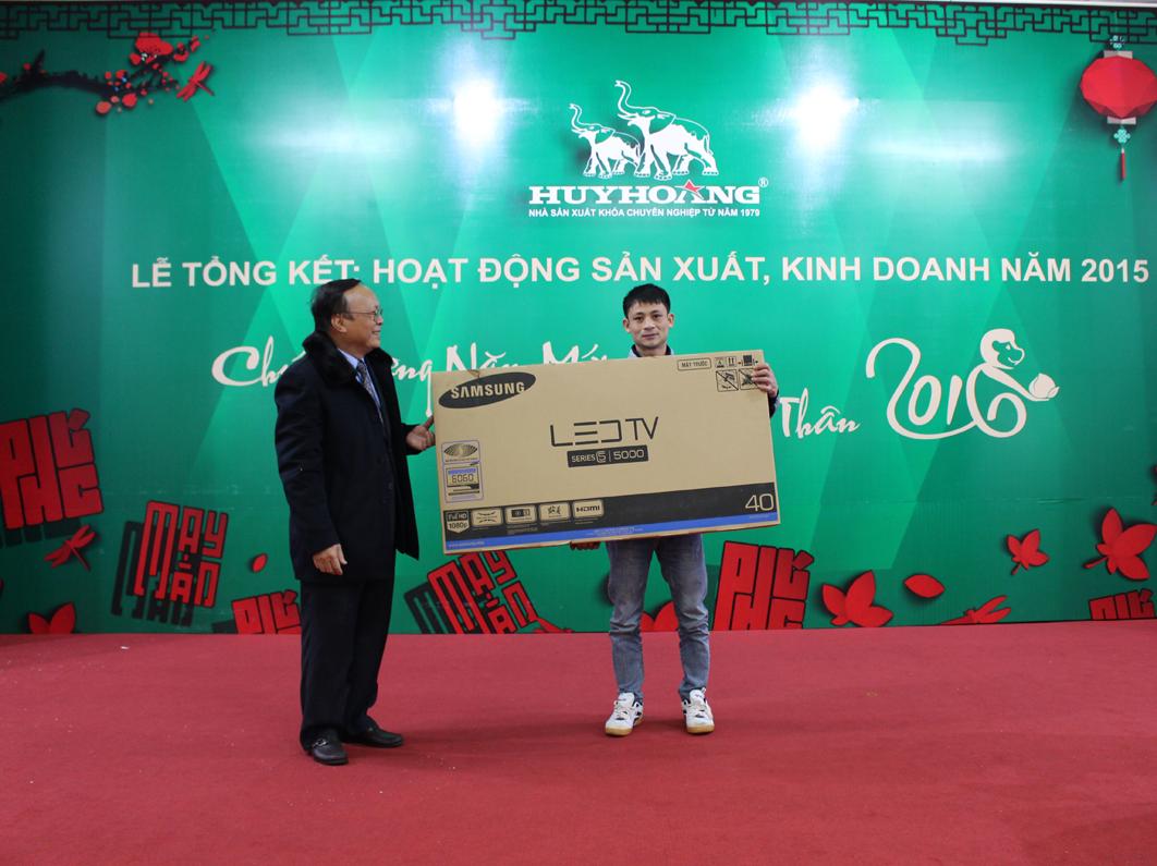 Phần thưởng 2015