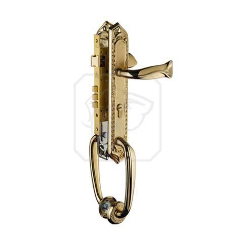 Khóa tay nắm HC 85 QUEEN Đại sảnh PVD Gold