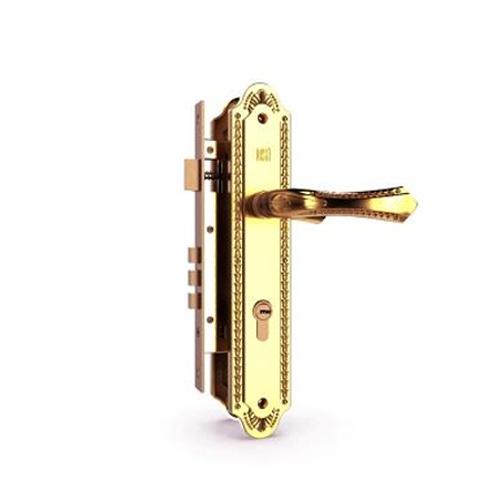 Khóa tay nắm HC 8561 PVD Gold