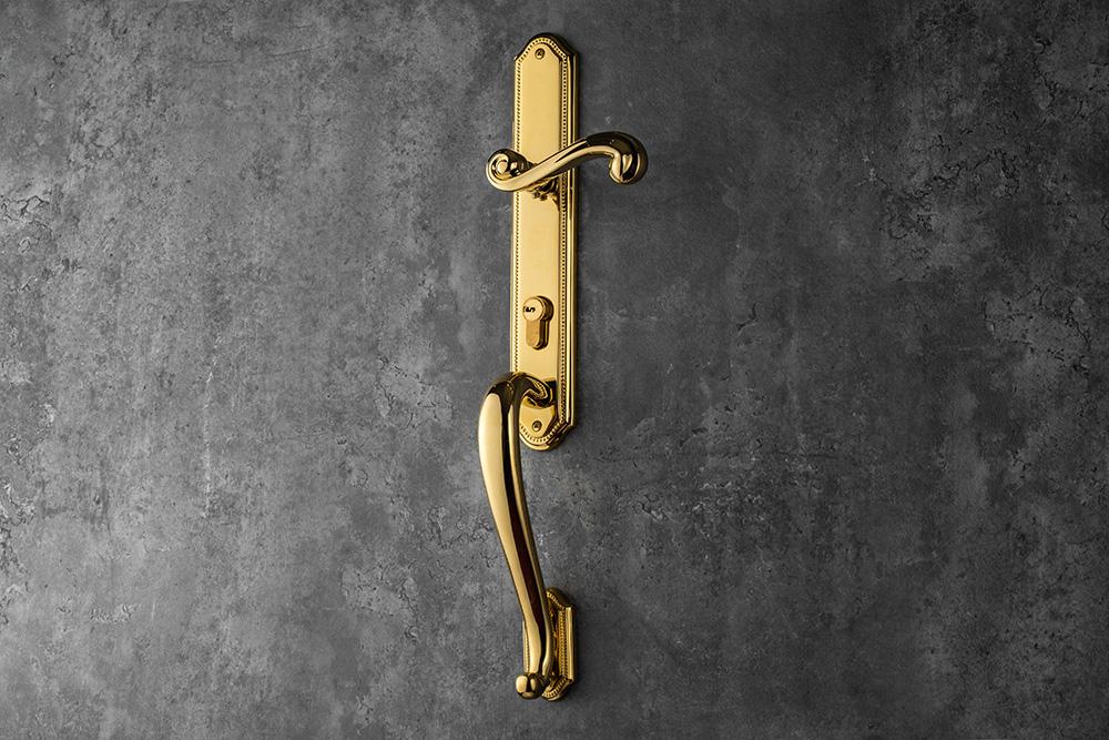 khóa tay nắm, huy hoàng, cổ điển