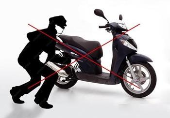 Phòng chống trộm cắp xe máy