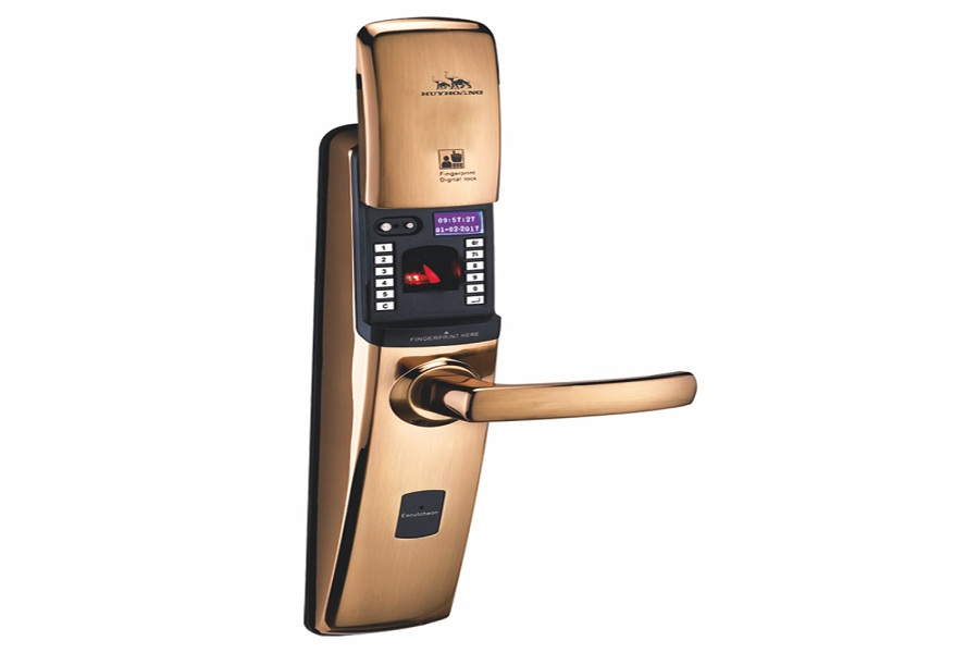 Khóa điện tử - thiết bị an toàn không thể thiếu cho ngôi nhà