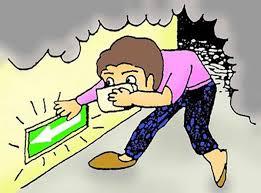 Bí kíp sống còn giúp bạn thoát thân khi vướng vào một vụ nổ bom