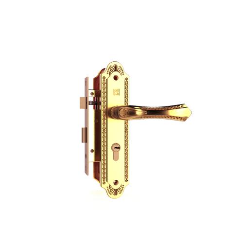 Khóa tay nắm HC 5861 PVD Gold